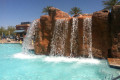 The Mariott Canyon Villas Main Pool Waterfall