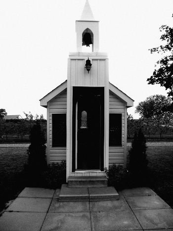 Small chapel on Niagara-on-the-Lake