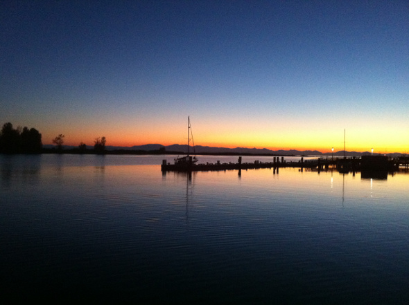 Steveston Sunset