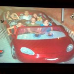 Joyriding at Disneyland