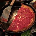 Chicago Deep Dish Pizza at Gino's East
