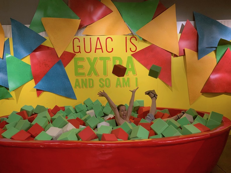 Guac is Extra and So Am I