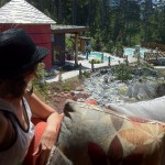 A Silent Sigh of Relaxation at Whistler's Scandinave Spa