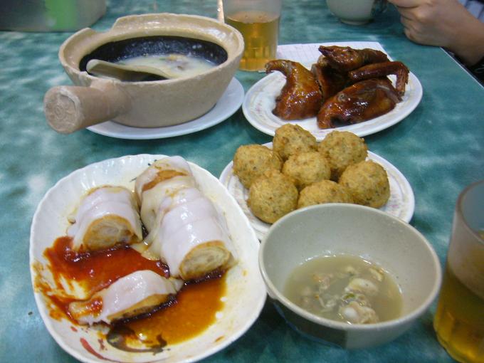 Yummy Food in Yeun Long