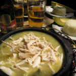 Colombian Food 'Special': Eating Out