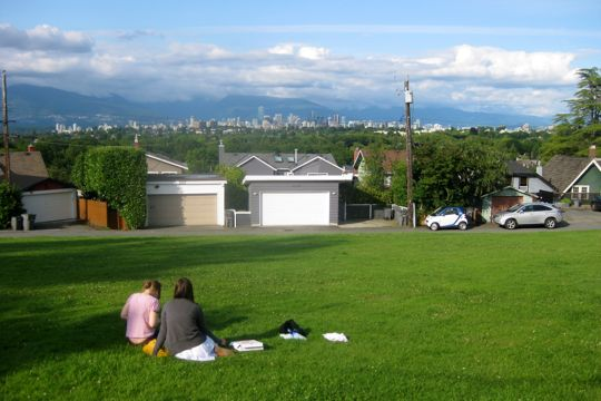 Hidden Vancouver Park