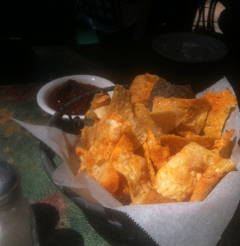 Se what I mean? These nachos are killer!