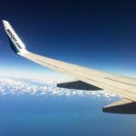 Enjoying the Friendly Skies with WestJet