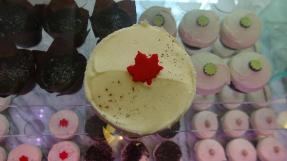 Canadian Cupcake