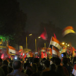 Singing for Egypt