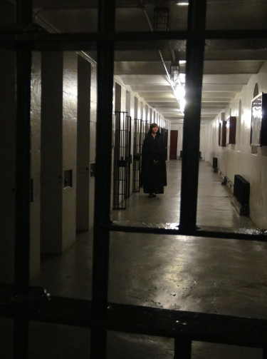 Death Row at the old Carleton County Jail