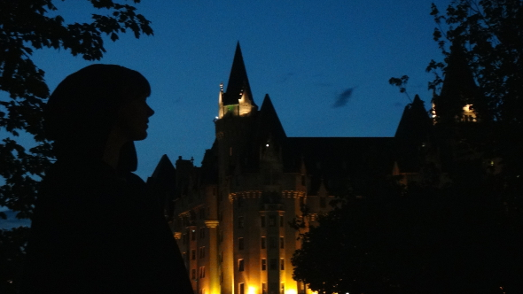 Ottawa Ghost Stories on The Haunted Walk