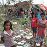 Giving the Gift of Aid to the Philippines