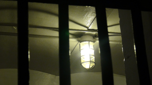 View Locked in at the old Carleton County Jail