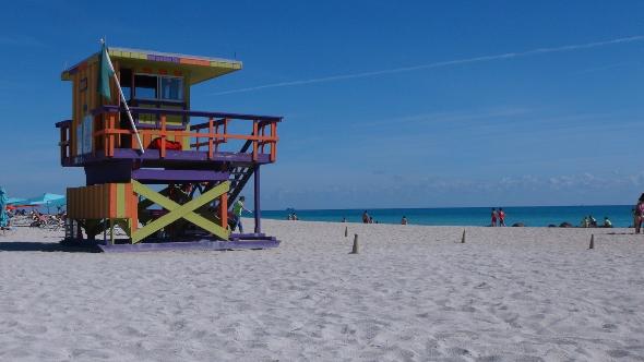Miami sun and colour!
