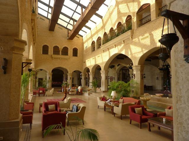 Soma Bay Hotel Kempinski near Hurghada, Egypt
