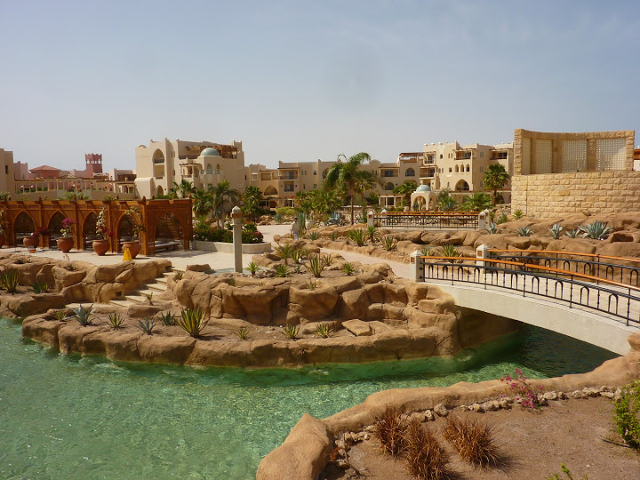 Kempinski Hotel at Soma Bay, south of Sinai in Egypt.