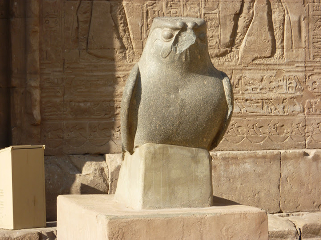 The Egyptian Falcon God, Horus
