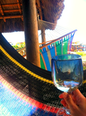 Wine and a Hammock: The Perfect Pairing