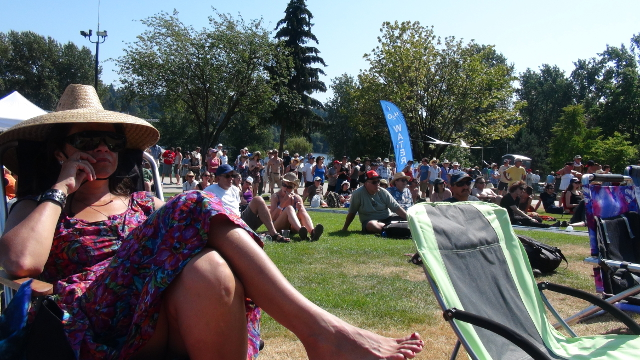 Summer Concerts at Deer Lake Park in Burnaby