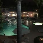 the pool at Winner's Circle Resort