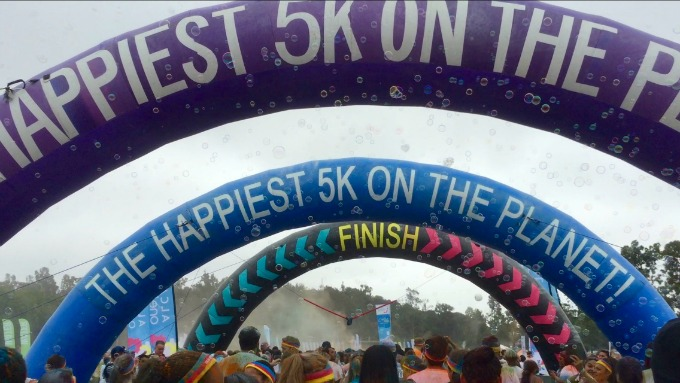 #Happiest5K