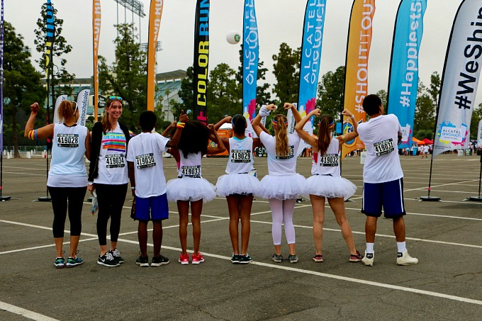 The Color Run Los Angeles