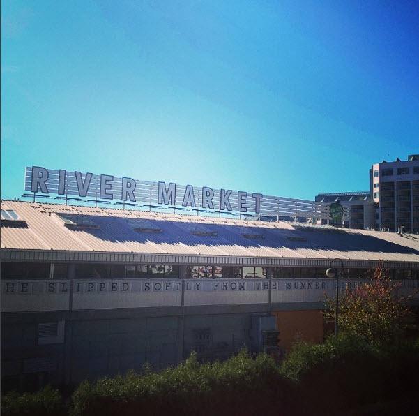 River Market exterior New West