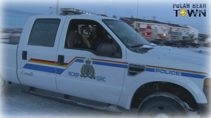 Churchill Manitoba Polar Bear Patrol