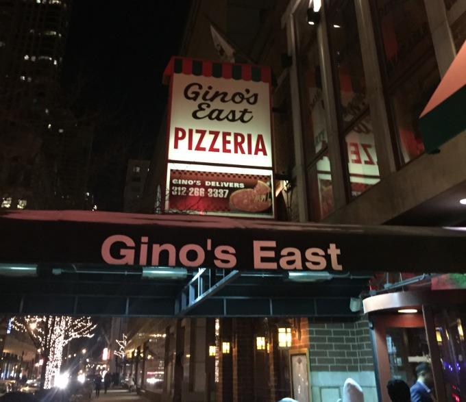 Gino's East Pizzeria Chicago