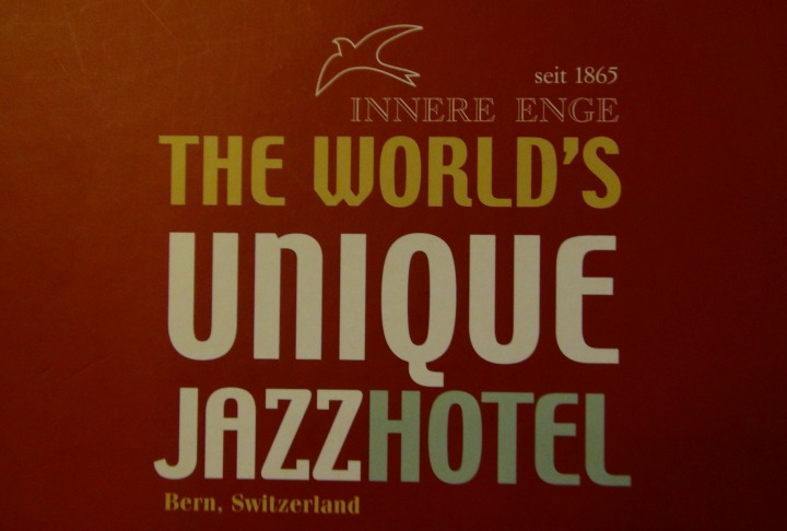 Jazz Hotel Innere Enge in Bern, Switzerland