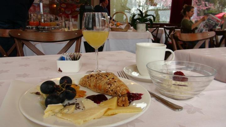 Breakfast at Hotel Innere Enge Bern