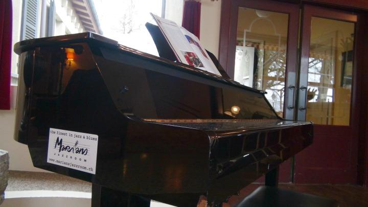 Piano at JazzHotel Innere Enge