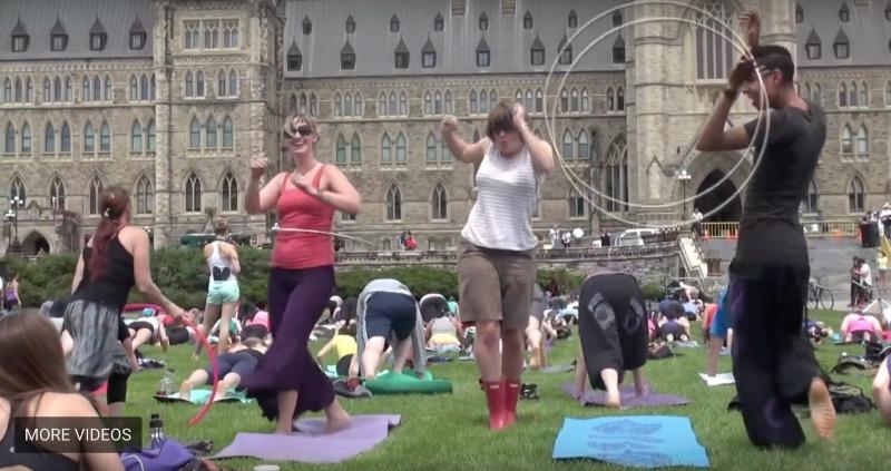 Canada 150 Dance