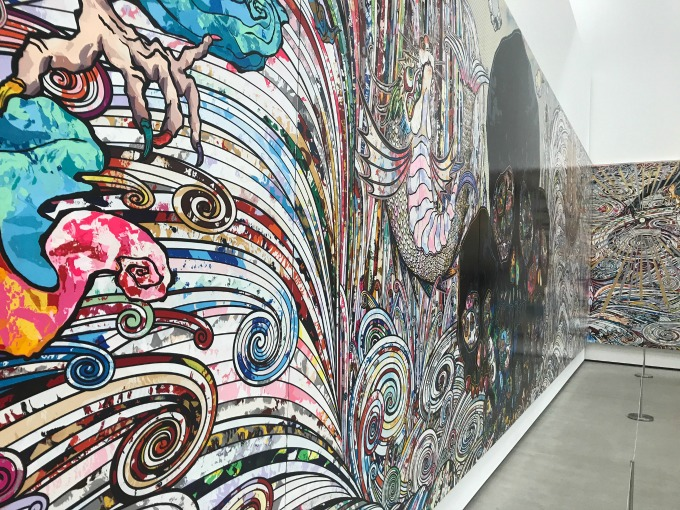 art at The Broad