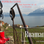 Vote for Roamancing the Globe on Storyhive