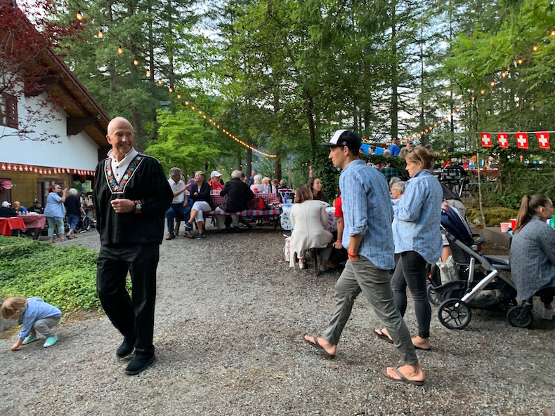 2019 Swiss National Day in Vancouver