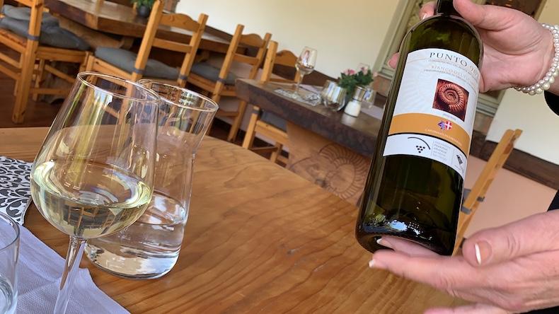 Mendrisiotto white wine