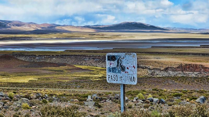 Paso de Jama photographed by Mariano Mantel