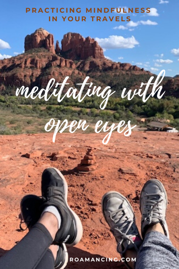 #Meditative and #mindfulness activities that help to calm down and relax the mind, giving a brain break in the day, no matter where our travels take us.  #traveltips #wellbeing #healthwellness