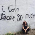 Melissa Drake loves tacos!